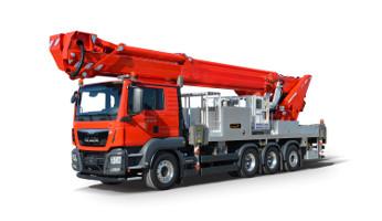 Hubarbeitsbühnen auf LKW über 3,5T